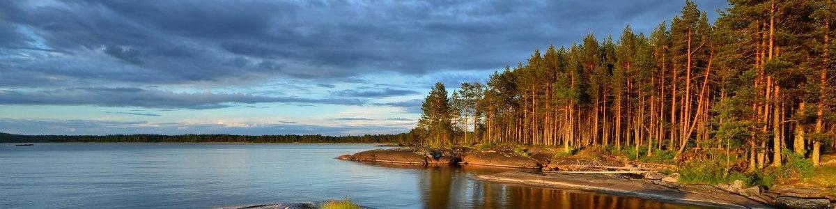 Озера Карелии - фото