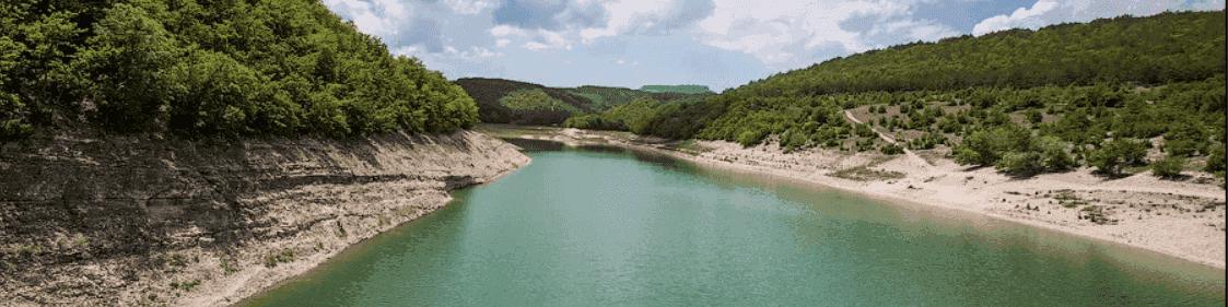 Новоульяновское водохранилище - фото
