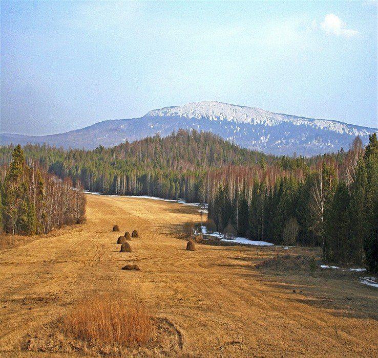 Поселок Зюраткуль — гора Лукаш | ПоискПути