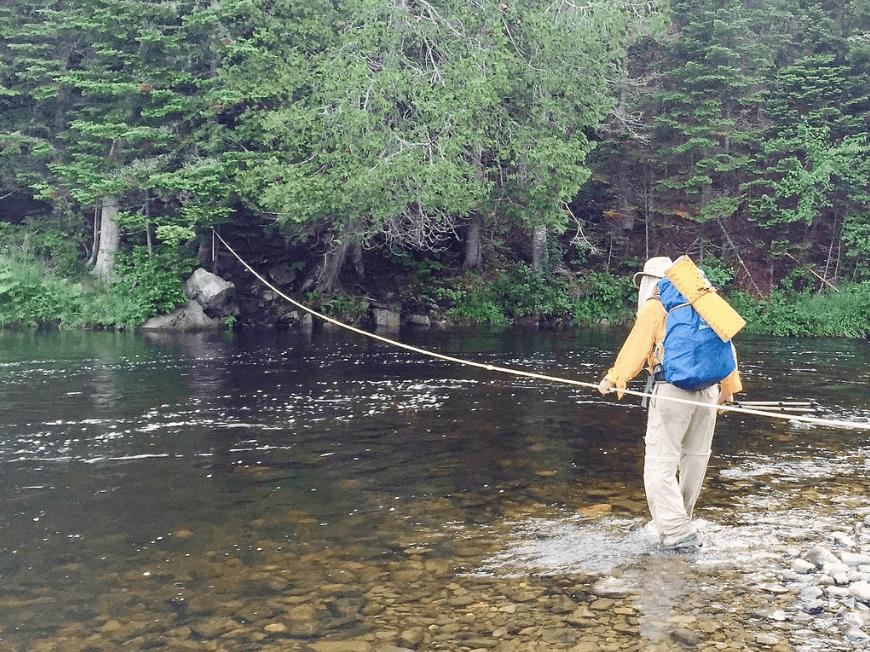 Как организовать переправу через реку - фото 1